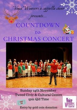 COUNTDOWN TO CHRISTMAS - MATINEE SHOW